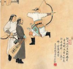 弓箭专卖对比(一):传统弓VS复合弓
