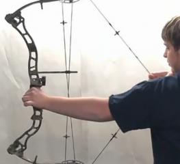 【教学】新手注意:复合弓空放的后果(二)