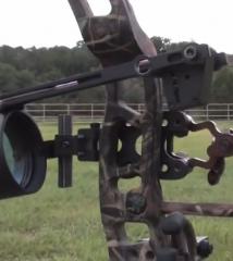 【超清】战术激光全息复合弓瞄具