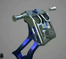 【展示】3D展示复合弓结构及原理
