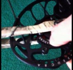 【教程】针刺复合弓怎么调磅数和拉距